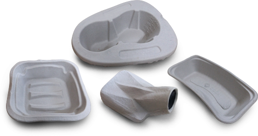 Molded Paper Pulp Products